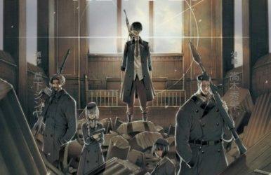 Revolt [Manga] [01/??] [Jpg] [Mega]