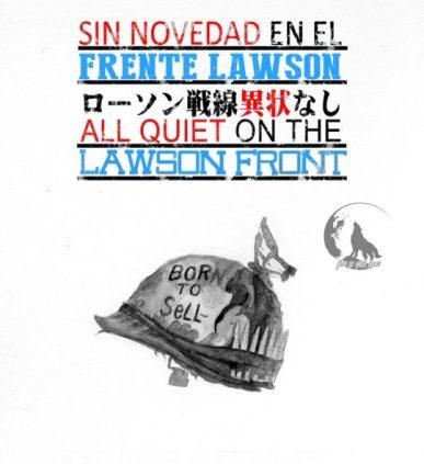 All Quiet on Lawson War Front (Sin Novedad en el Frente Lawson) [Manga] [03/03] [Jpg] [Mega] [Pack 04 – Especial 1 Millon]