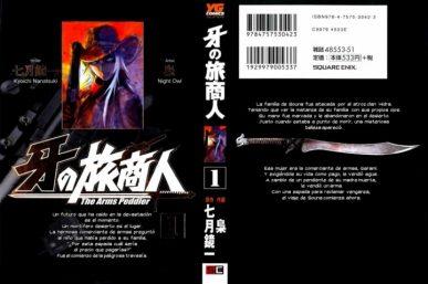 Kiba no Tabishounin (La Comerciante de Armas) [Manga] [57/??] [Jpg] [Mega] [Pack 03 – Especial 1 Millon]