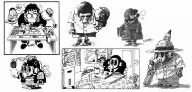 Akira Toriyama Works [Manga] [35/??] [Jpg] [Mega] (Actualizandose)