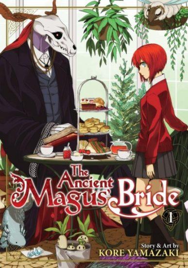 Mahou Tsukai No Yome (The Ancient Magus' Bride) [Manga] [52/?? + Mahou Tsukai no Yome Supplement v01] [Jpg] [Mega]