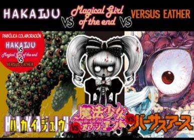 Mahou Shoujo of the End vs Hakaijuu & Versus Earth [Manga] [04/04] [Jpg] [Mega]