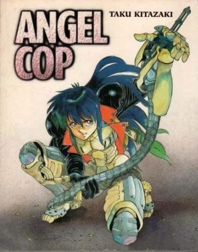 Angel Cop [Manga] [02/02] [Jpg] [Mega] [Pack 01 – Especial 1 Millon]
