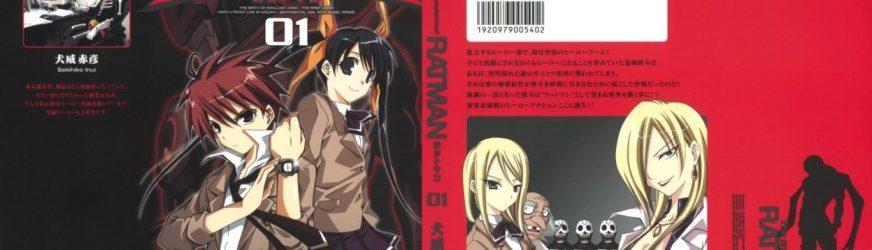 Ratman: The Smallest Hero! [Manga] [55/??] [Jpg] [Mega] [Pack 04 – Especial 1 Millon]