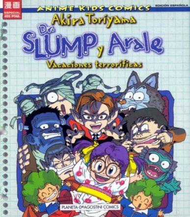 Dr.Slump: Vacaciones Terrorificas [Manga] [01/01] [Jpg] [Mega]