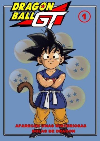 Dragon Ball GT [Manga] [114/?? + Especial] [Jpg] [Mega]