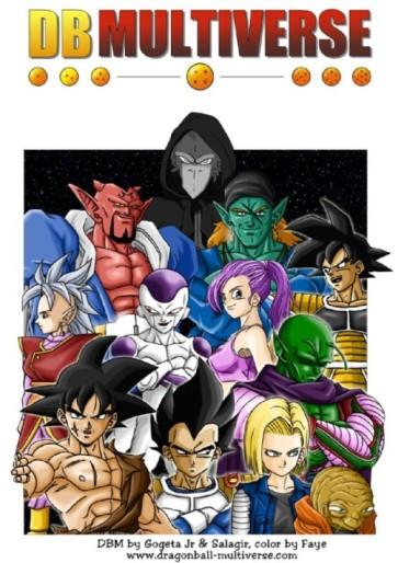 Dragon Ball Multiverse [Manga] [57/??] [Jpg] [Mega]