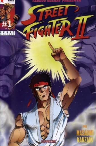 Street Fighter II [Manga] [08/08] [Jpg] [Mega]