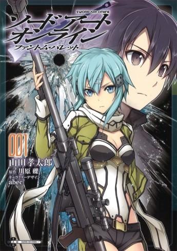 Sword Art Online Phantom Bullet [Manga] [01/??] [Jpg] [Mega]